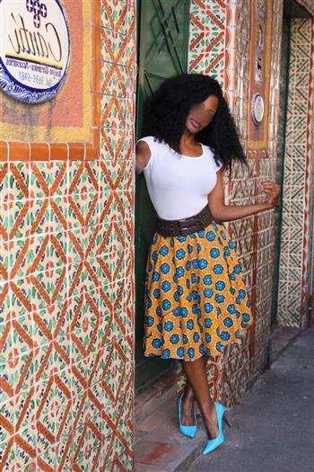 Ebony Jouanna, horny girl in Denmark - 8071 Escort.black